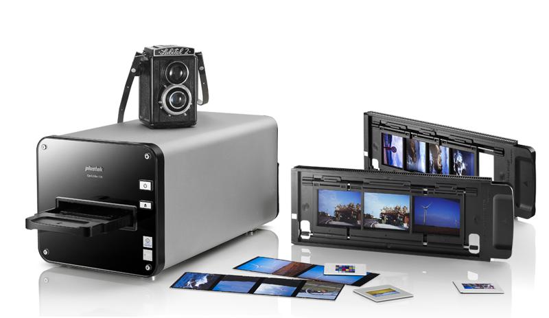Слайд сканер для фотопленки